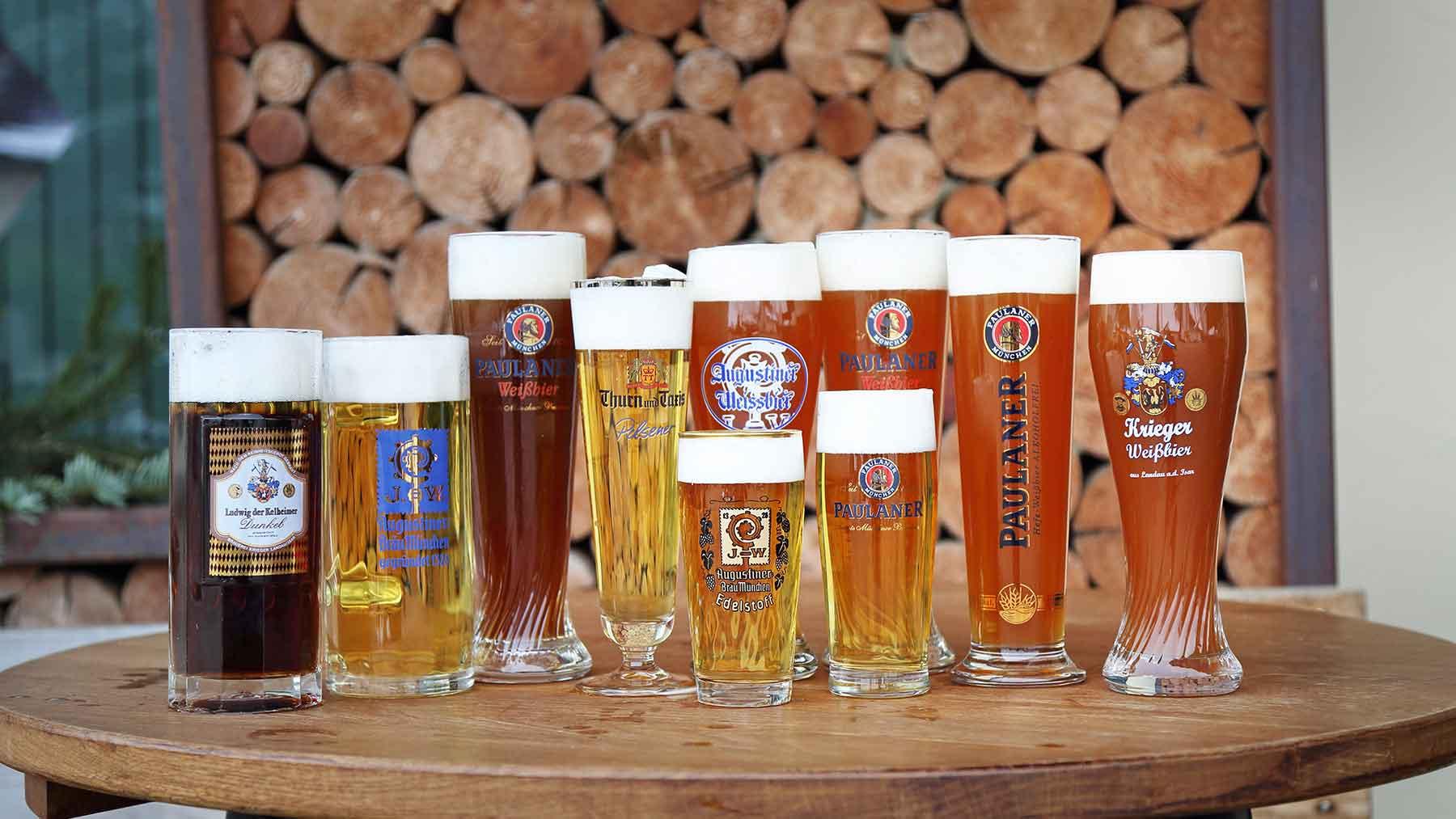Regionale Bierspezialitäten