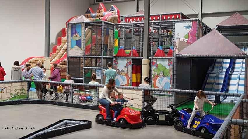 DingoBurg Dingolfing – Indoorspielplatz für Kinder