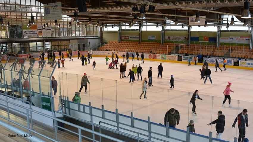 Marco-Sturm-Halle – Eissporthalle Dingolfing