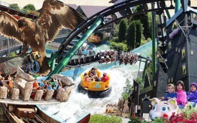Freizeitparadies  Bayern-Park
